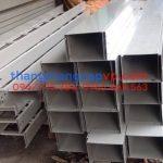Sản xuất máng cáp 200x200 sơn tĩnh điện