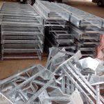 Sản xuất thang cáp 1000x100 mạ kẽm nhúng nóng