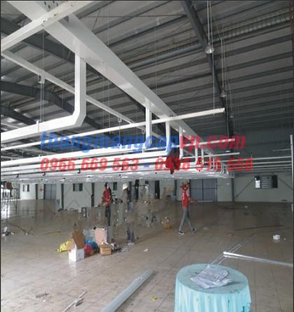 Thang máng cáp giao hàng Hưng Yên, Hải Dương