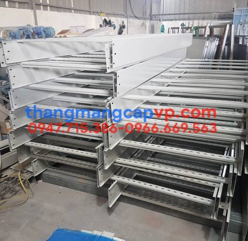 Thang cáp 600x150, cable ladder 600x150
